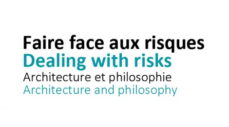 Architecture and Philosophy Paris 2021-Mar-11-12